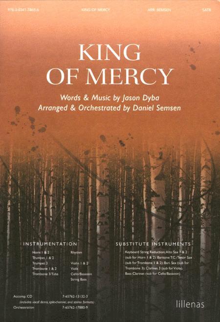 King of Mercy (Anthem)