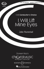 I Will Lift Mine Eyes