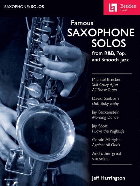 Famous Saxophone Solos