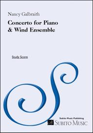 Concerto for Piano & Wind Ensemble