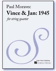 Vince & Jan: 1945