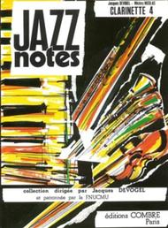 Jazz Notes Clarinette 4: Patricia - Dixie boy