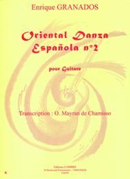 Danza espanola No. 2 Oriental