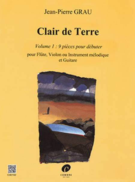 Clair de terre - Volume 1