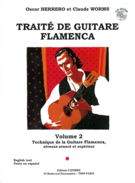 Traite guitare flamenca - Volume 2 - Technique de la guitare flamenca