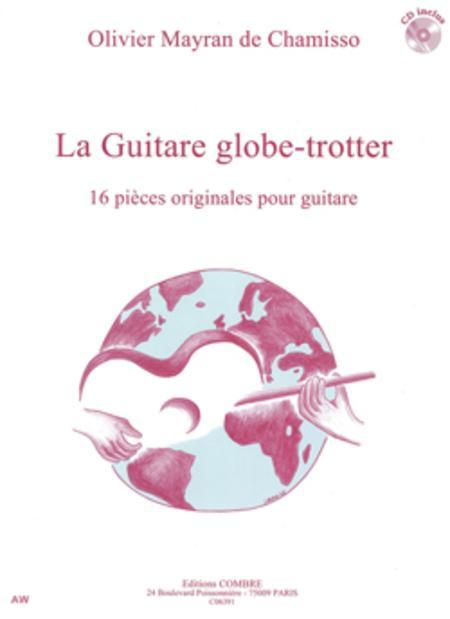 La Guitare globe-trotter