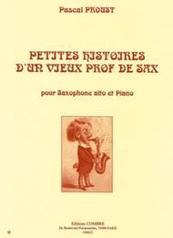 Petites histoires d'un vieux prof de sax