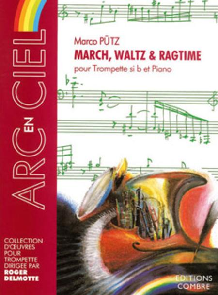 March, waltz and ragtime