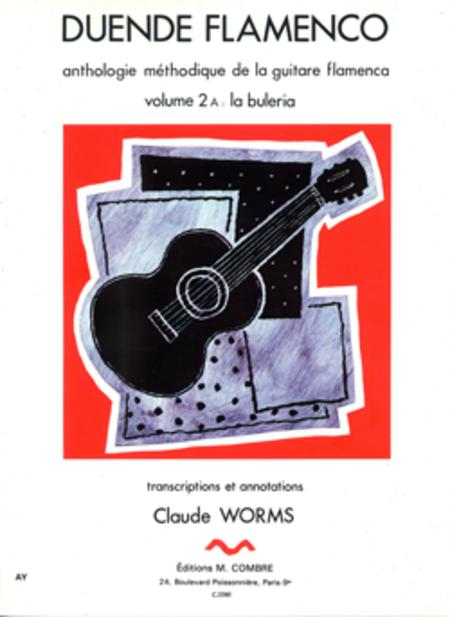 Duende flamenco - Volume 2A - Buleria