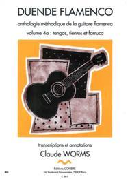 Duende flamenco - Volume 4A - Tangos, tientos et farruca