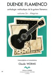 Duende flamenco - Volume 5A - Alegrias