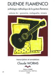 Duende flamenco - Volume 6A - Granaina, malaguena, minera