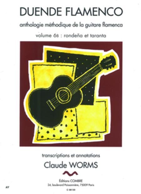 Duende flamenco - Volume 6B - Rondena, taranta