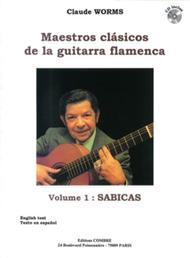 Maestros clasicos de la guitarra flamenca - Volume 1: Sabicas