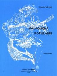 Malaguena populaire