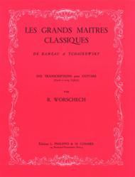 Les Grands maitres classiques de Rameau a Tchaikovsky