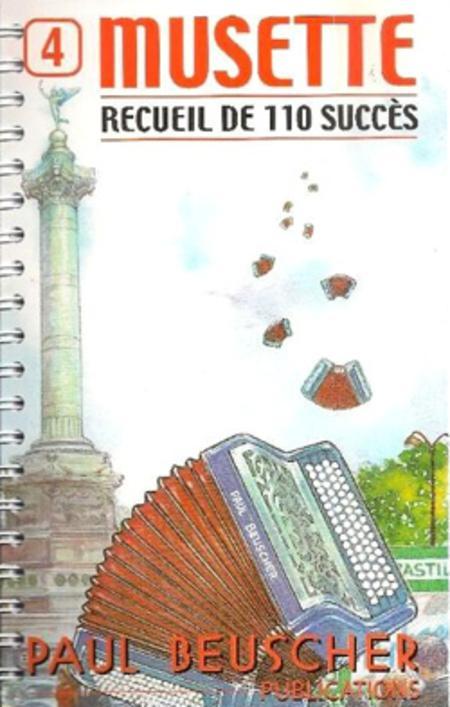 Succes musette (110) - Volume 4