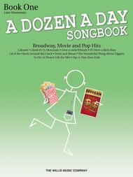 A Dozen a Day Songbook - Book 1