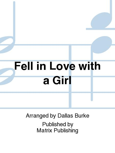 The White Stripes – Fell in Love with a Girl Lyrics.