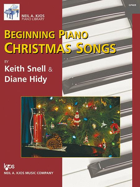 Beginning Piano Christmas Songs