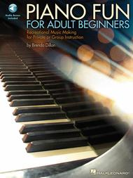 Piano Fun for Adult Beginners