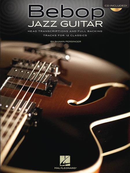 Bebop Jazz Guitar
