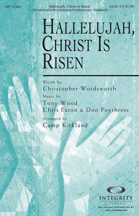 Hallelujah, Christ Is Risen