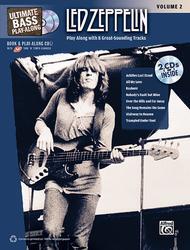Ultimate Bass Play-Along Led Zeppelin, Volume 2