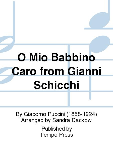 O Mio Babbino Caro from Gianni Schicchi