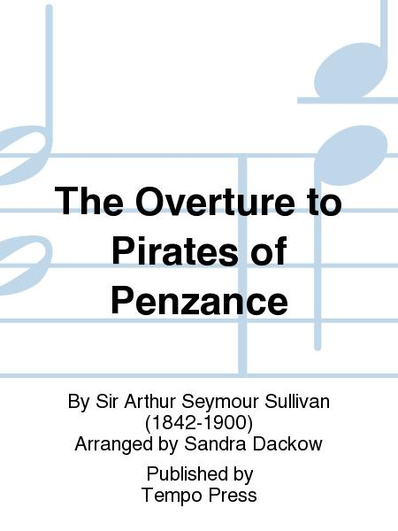 The Overture to Pirates of Penzance