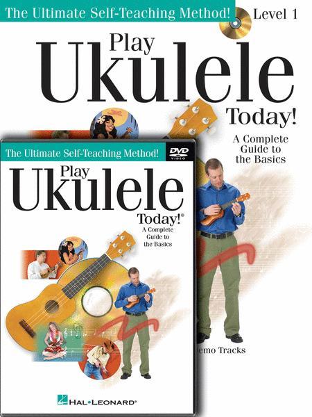 Play Ukulele Today! Beginner's Pack