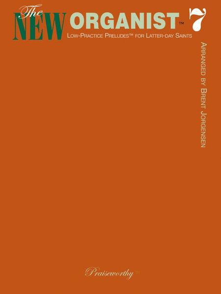 The New Organist - Volume 7
