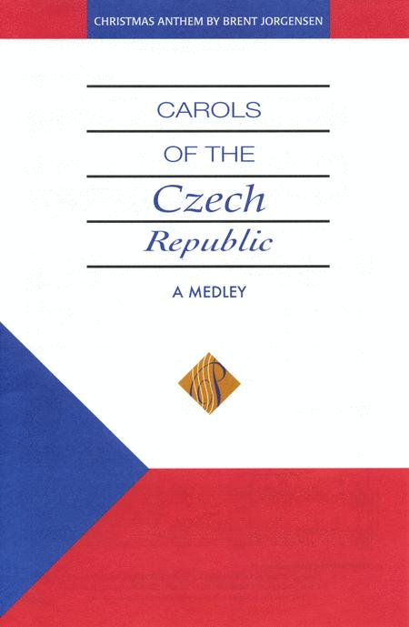 Carols of the Czech Republic - SATB