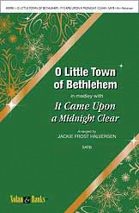O Little Town of Bethlehem / It Came Upon a Midnight Clear