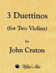 3 Duettinos