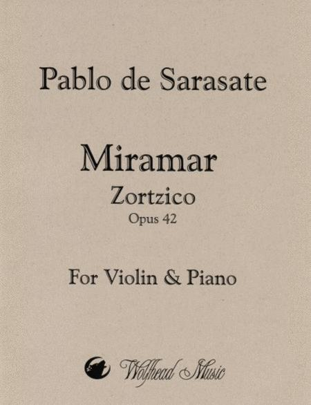 Miramar (Zortzico), op. 42