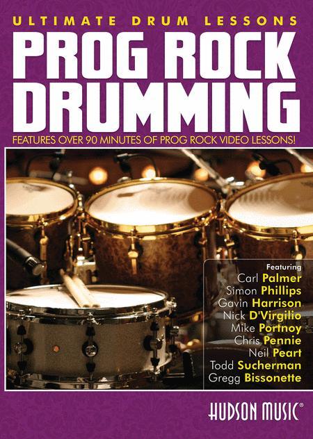 Prog Rock Drumming