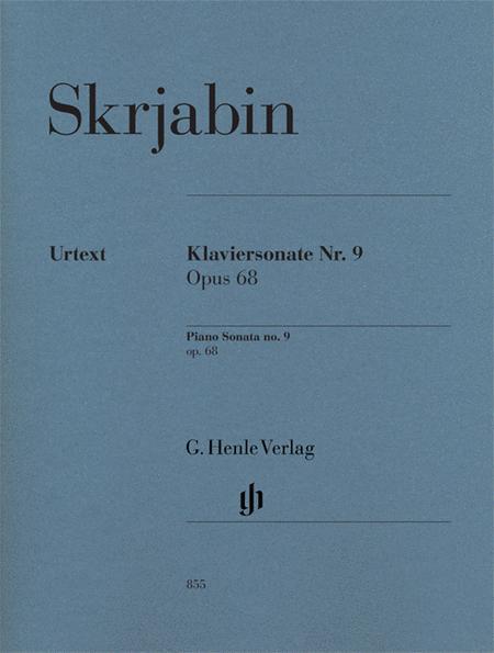 Piano Sonata No. 9, Op. 68