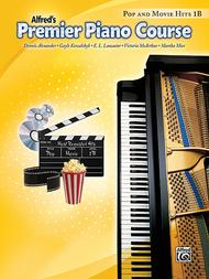 Premier Piano Course Pop and Movie Hits, Book 1B