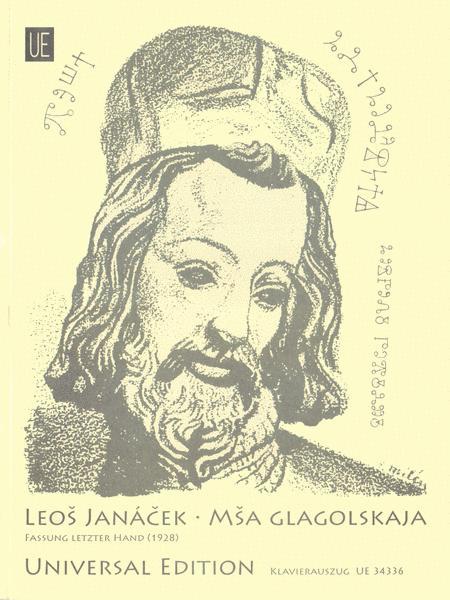 Msa Glagolskaja (Glagolitische Messe)