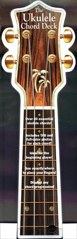 Ukulele Chord Deck