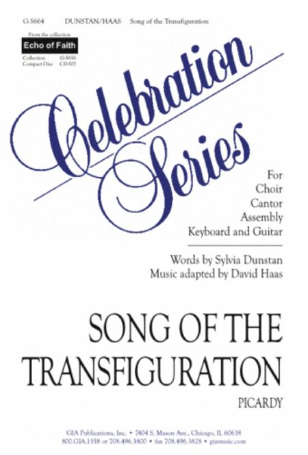 Song of the Transfiguration - Guitar edition
