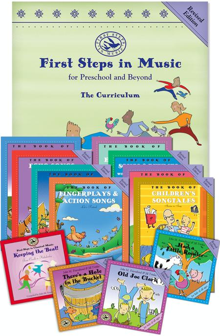 First Steps in Music: Preschool and Beyond - Basic + Package