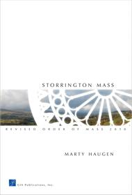 Storrington Mass - Brass and Timpani edition
