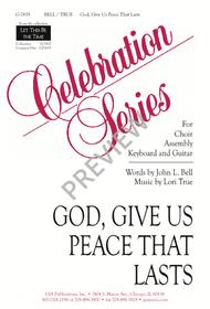 God, Give Us Peace That Lasts