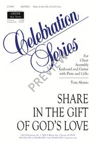 Share In the Gift of God's Love