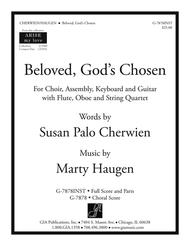 Beloved, God's Chosen - Full Score and Parts