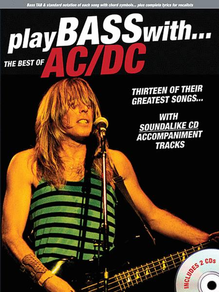 Play Bass with the Best of AC/DC