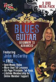 John McCarthy - Blues Guitar Mega Pack