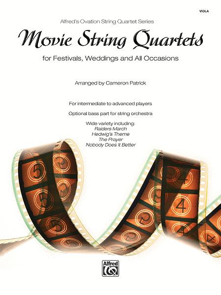 Movie String Quartets for Festivals, Weddings, and All Occasions, 2010